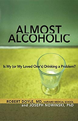 Almost Alcoholic Book Cover