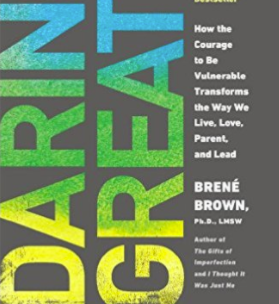 Daring Greatly Book Cover