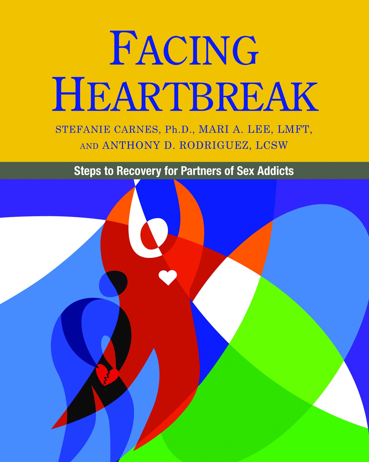 Facing Heartbreak Book Cover